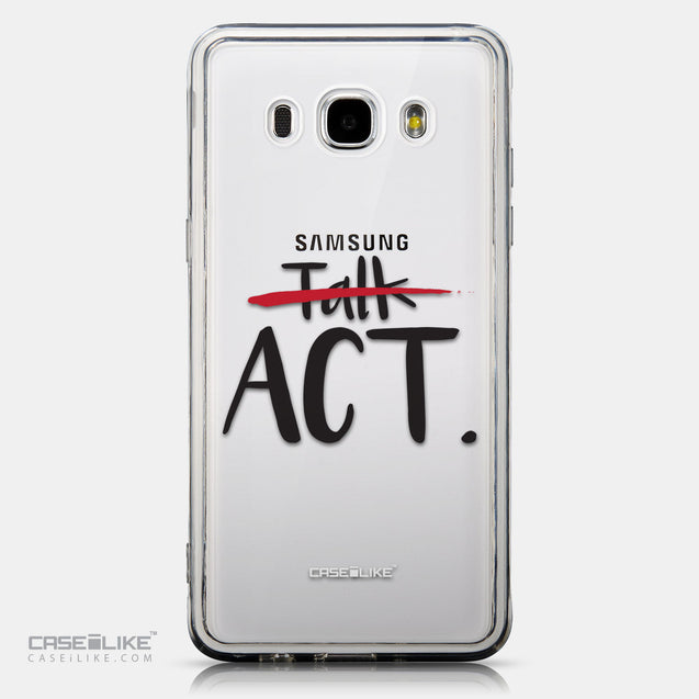 CASEiLIKE Samsung Galaxy J5 (2016) back cover Quote 2408