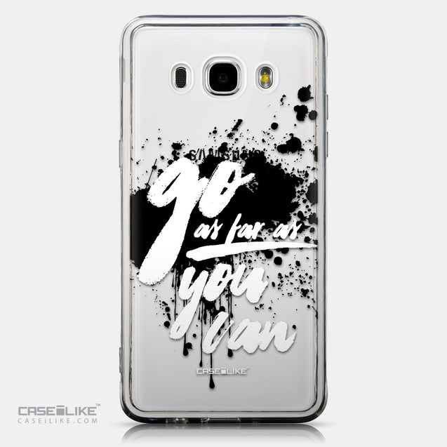 CASEiLIKE Samsung Galaxy J5 (2016) back cover Quote 2415
