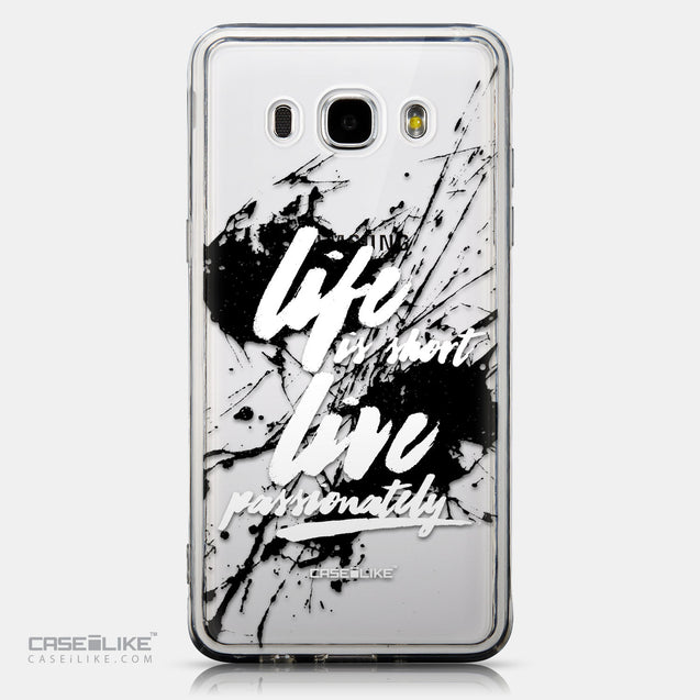 CASEiLIKE Samsung Galaxy J5 (2016) back cover Quote 2416