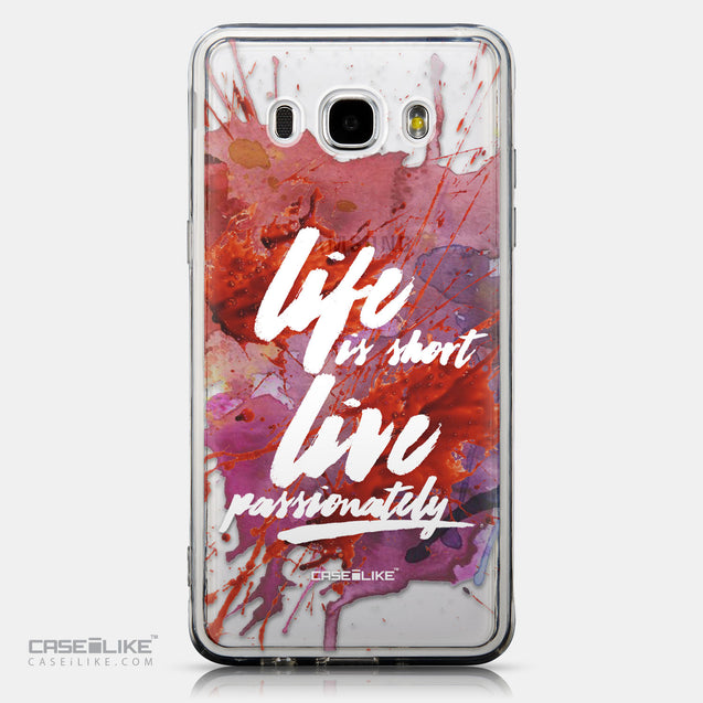 CASEiLIKE Samsung Galaxy J5 (2016) back cover Quote 2423