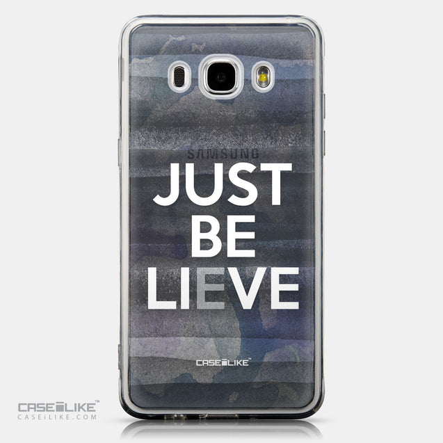 CASEiLIKE Samsung Galaxy J5 (2016) back cover Quote 2430