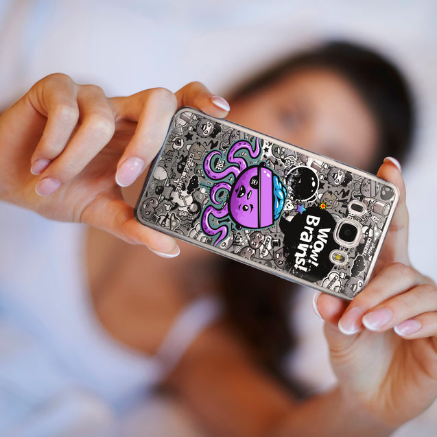 Share - CASEiLIKE Samsung Galaxy J5 (2016) back cover Graffiti 2707