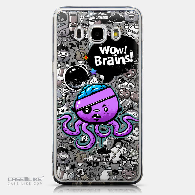 CASEiLIKE Samsung Galaxy J5 (2016) back cover Graffiti 2707