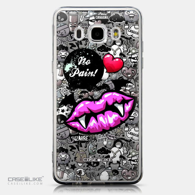 CASEiLIKE Samsung Galaxy J5 (2016) back cover Graffiti 2708