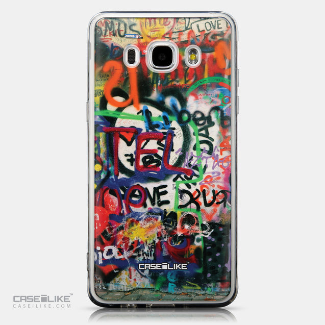 CASEiLIKE Samsung Galaxy J5 (2016) back cover Graffiti 2721