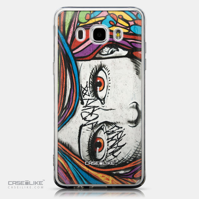 CASEiLIKE Samsung Galaxy J5 (2016) back cover Graffiti Girl 2725