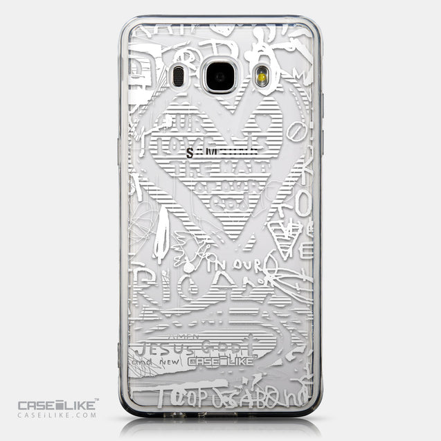 CASEiLIKE Samsung Galaxy J5 (2016) back cover Graffiti 2730