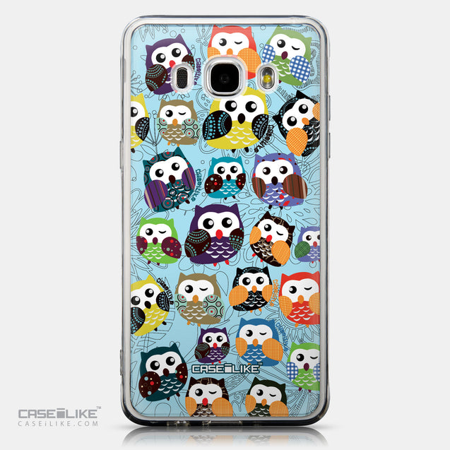 CASEiLIKE Samsung Galaxy J5 (2016) back cover Owl Graphic Design 3312