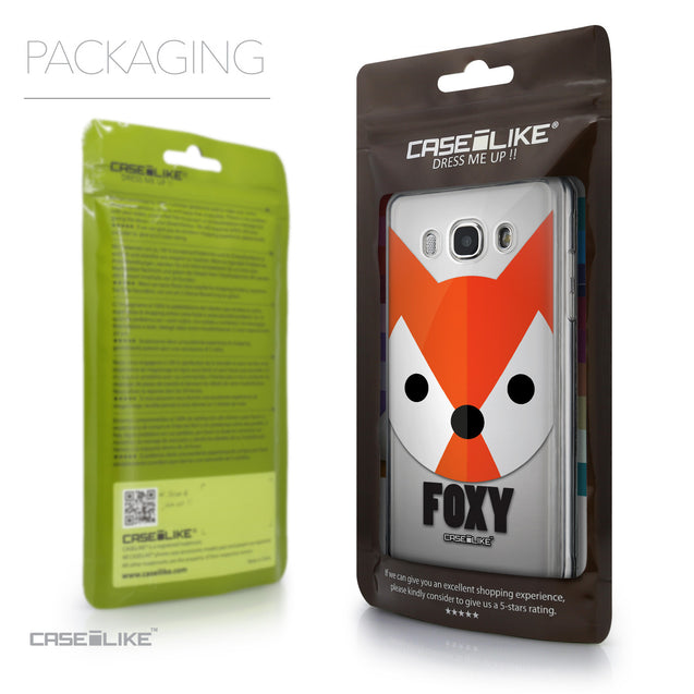 Packaging - CASEiLIKE Samsung Galaxy J5 (2016) back cover Animal Cartoon 3637