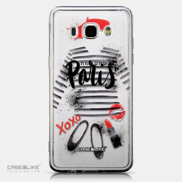 CASEiLIKE Samsung Galaxy J5 (2016) back cover Paris Holiday 3909