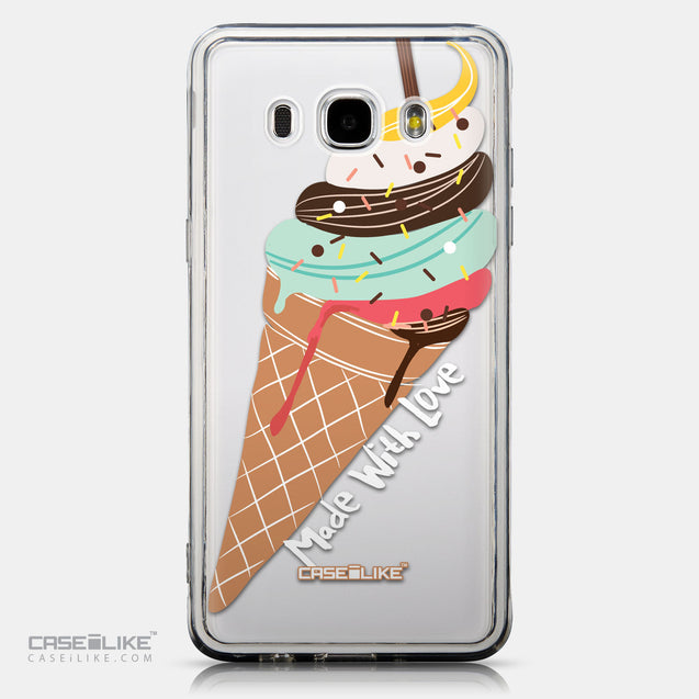 CASEiLIKE Samsung Galaxy J5 (2016) back cover Ice Cream 4820