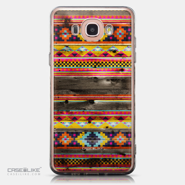 CASEiLIKE Samsung Galaxy J7 (2016) back cover Indian Tribal Theme Pattern 2048