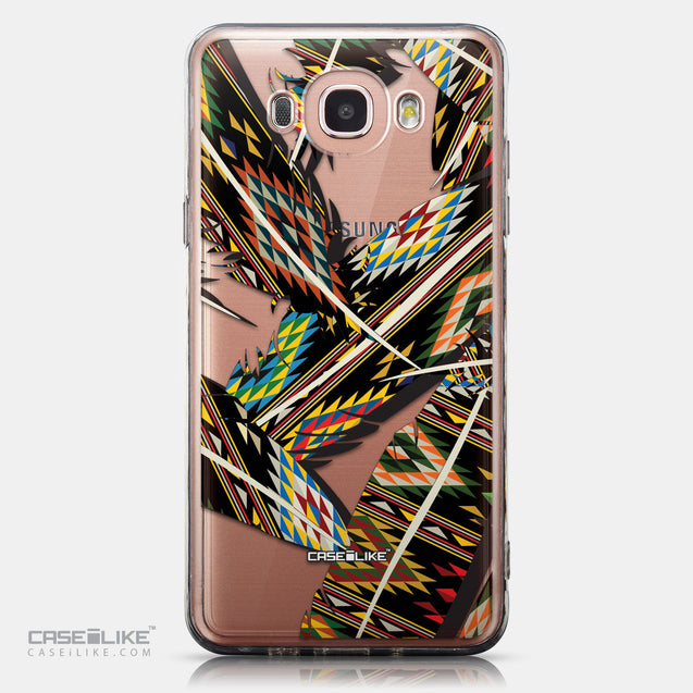 CASEiLIKE Samsung Galaxy J7 (2016) back cover Indian Tribal Theme Pattern 2053