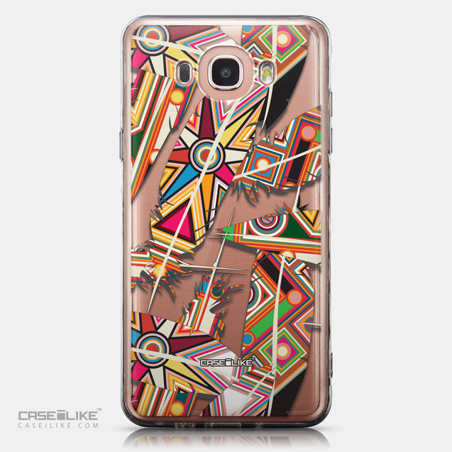CASEiLIKE Samsung Galaxy J7 (2016) back cover Indian Tribal Theme Pattern 2054
