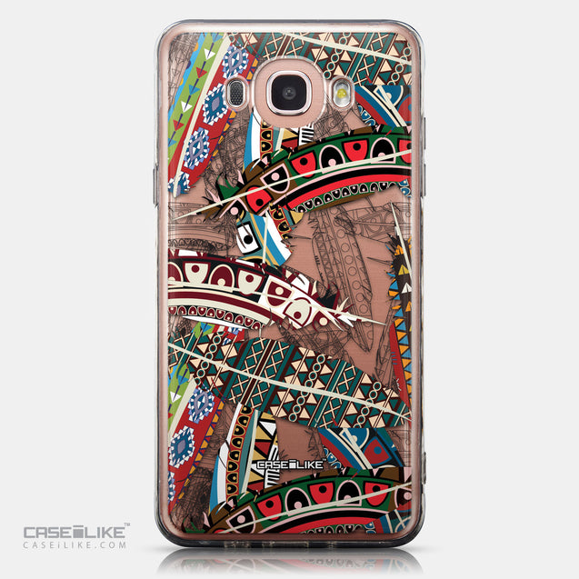 CASEiLIKE Samsung Galaxy J7 (2016) back cover Indian Tribal Theme Pattern 2055