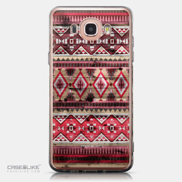 CASEiLIKE Samsung Galaxy J7 (2016) back cover Indian Tribal Theme Pattern 2057