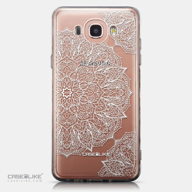 CASEiLIKE Samsung Galaxy J7 (2016) back cover Mandala Art 2091