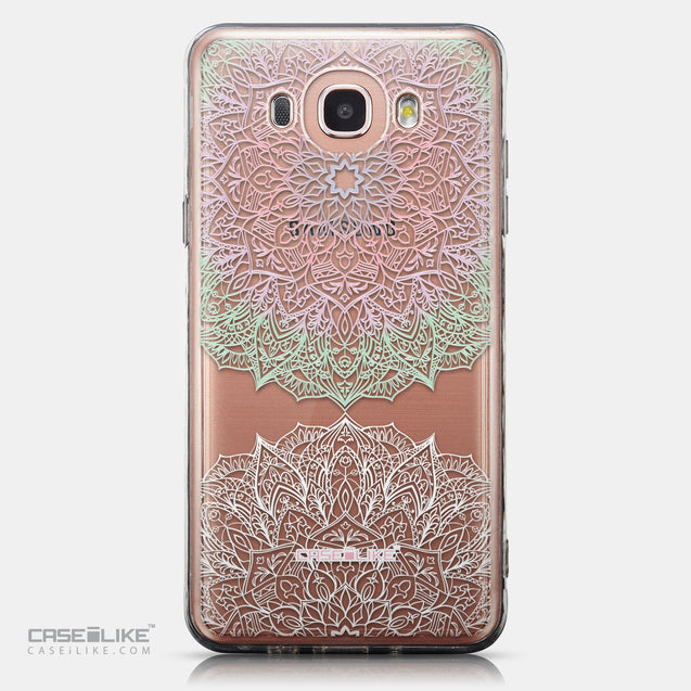 CASEiLIKE Samsung Galaxy J7 (2016) back cover Mandala Art 2092