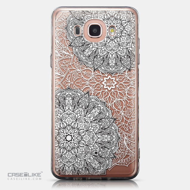 CASEiLIKE Samsung Galaxy J7 (2016) back cover Mandala Art 2093
