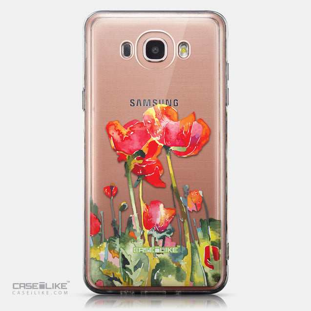 CASEiLIKE Samsung Galaxy J7 (2016) back cover Watercolor Floral 2230