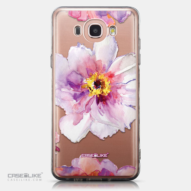 CASEiLIKE Samsung Galaxy J7 (2016) back cover Watercolor Floral 2231