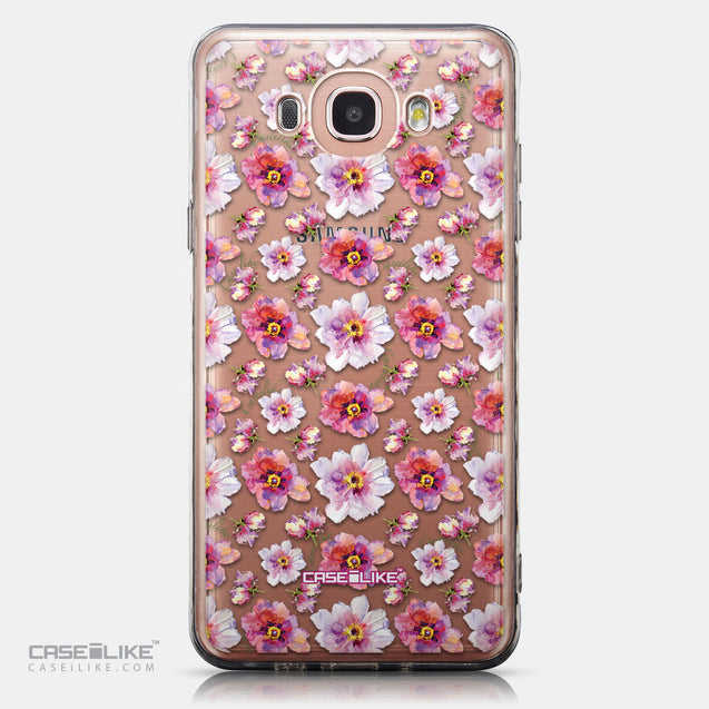 CASEiLIKE Samsung Galaxy J7 (2016) back cover Watercolor Floral 2232