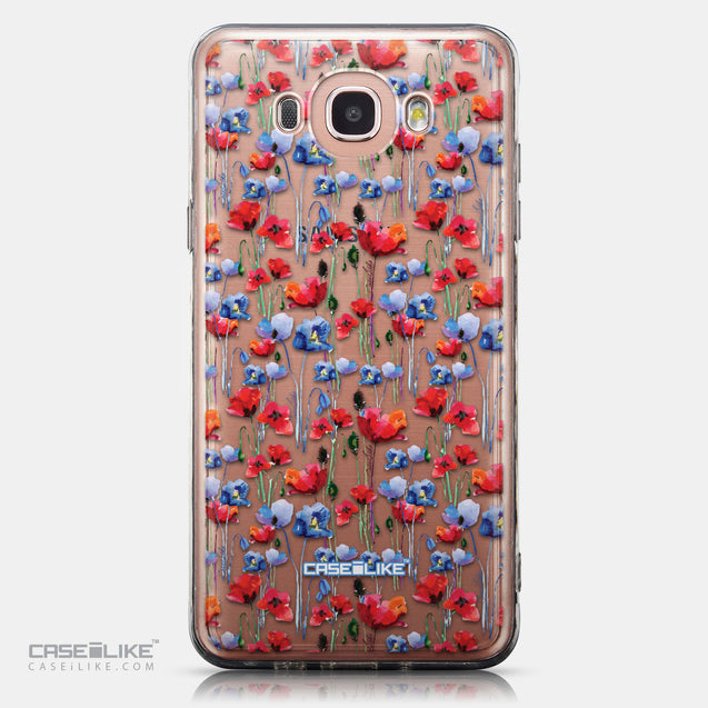 CASEiLIKE Samsung Galaxy J7 (2016) back cover Watercolor Floral 2233