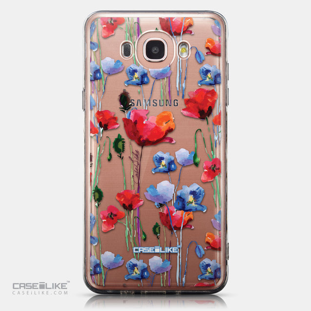 CASEiLIKE Samsung Galaxy J7 (2016) back cover Watercolor Floral 2234