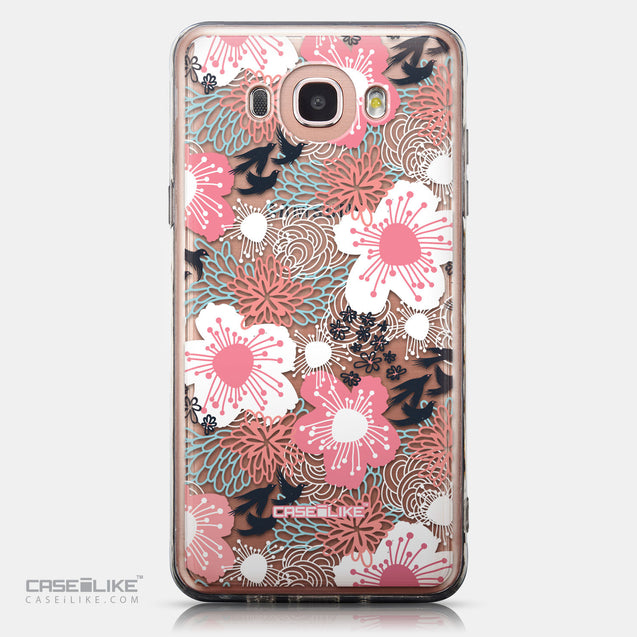 CASEiLIKE Samsung Galaxy J7 (2016) back cover Japanese Floral 2255