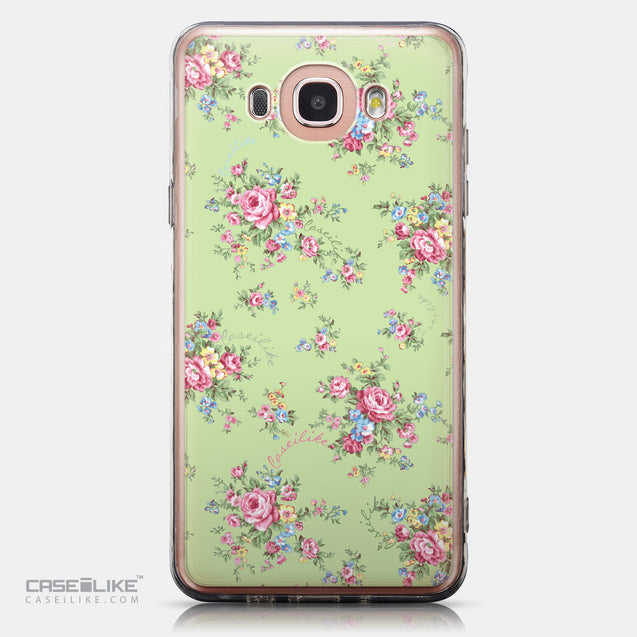 CASEiLIKE Samsung Galaxy J7 (2016) back cover Floral Rose Classic 2262
