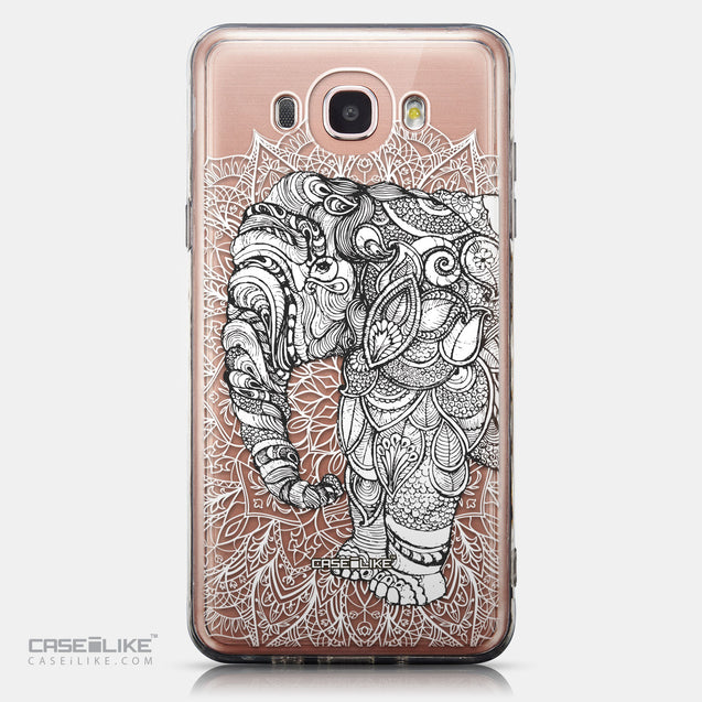CASEiLIKE Samsung Galaxy J7 (2016) back cover Mandala Art 2300