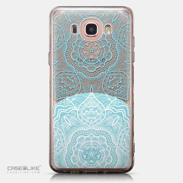 CASEiLIKE Samsung Galaxy J7 (2016) back cover Mandala Art 2306