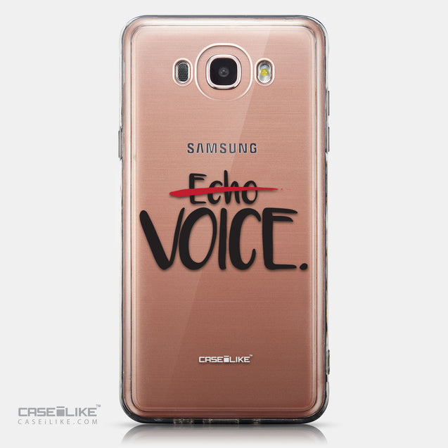 CASEiLIKE Samsung Galaxy J7 (2016) back cover Quote 2405