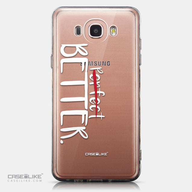 CASEiLIKE Samsung Galaxy J7 (2016) back cover Quote 2410
