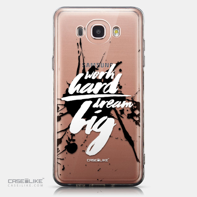 CASEiLIKE Samsung Galaxy J7 (2016) back cover Quote 2414