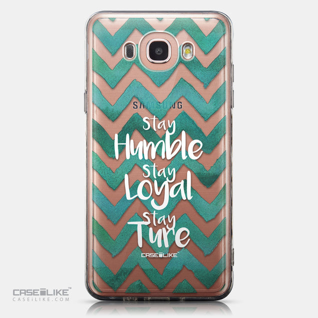 CASEiLIKE Samsung Galaxy J7 (2016) back cover Quote 2418