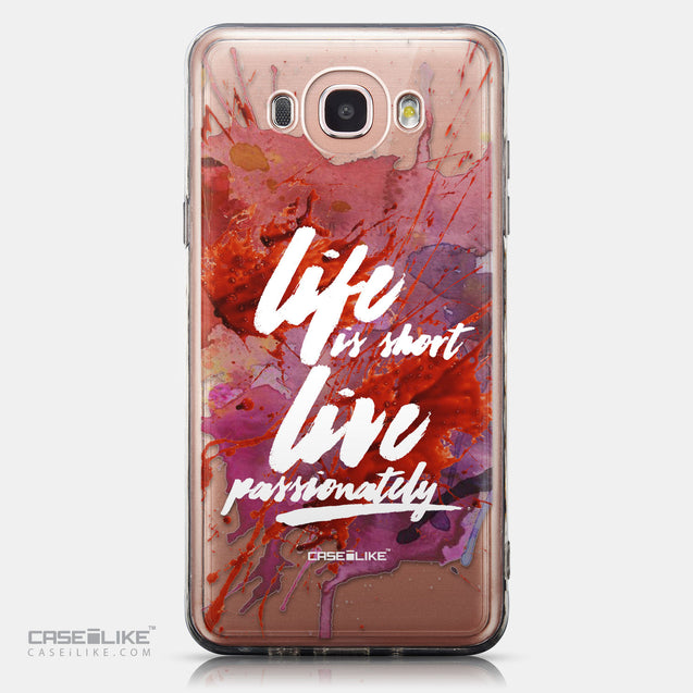 CASEiLIKE Samsung Galaxy J7 (2016) back cover Quote 2423