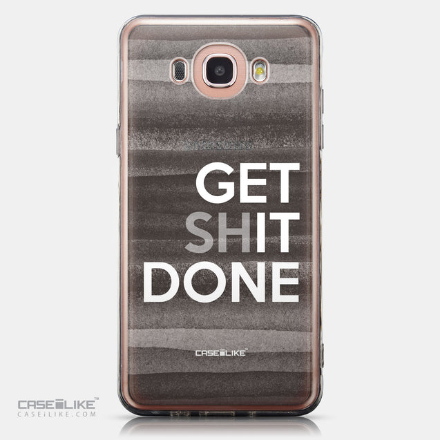 CASEiLIKE Samsung Galaxy J7 (2016) back cover Quote 2429