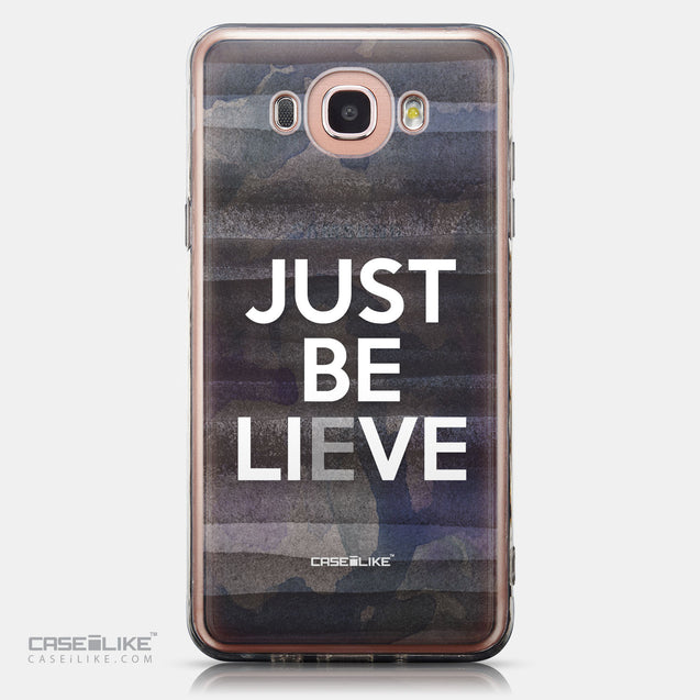 CASEiLIKE Samsung Galaxy J7 (2016) back cover Quote 2430