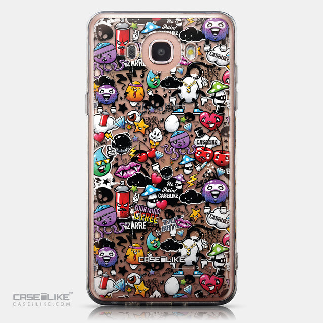 CASEiLIKE Samsung Galaxy J7 (2016) back cover Graffiti 2703