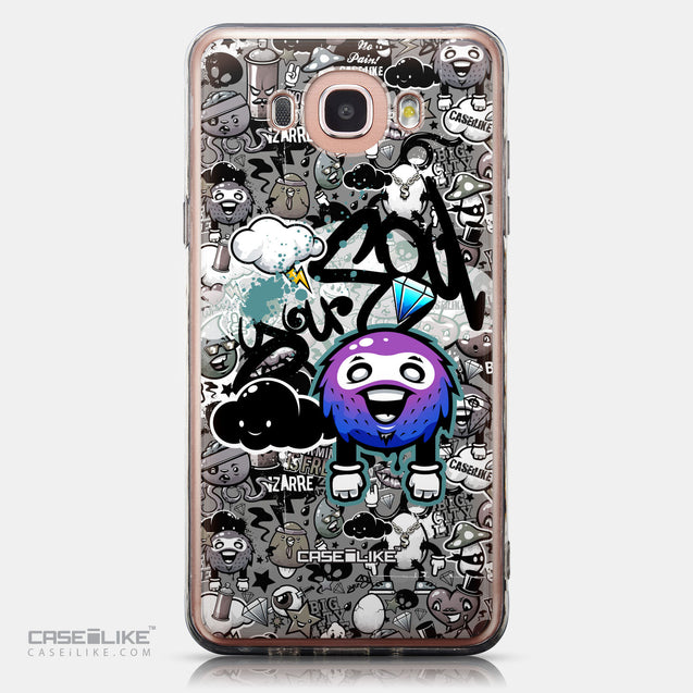 CASEiLIKE Samsung Galaxy J7 (2016) back cover Graffiti 2706