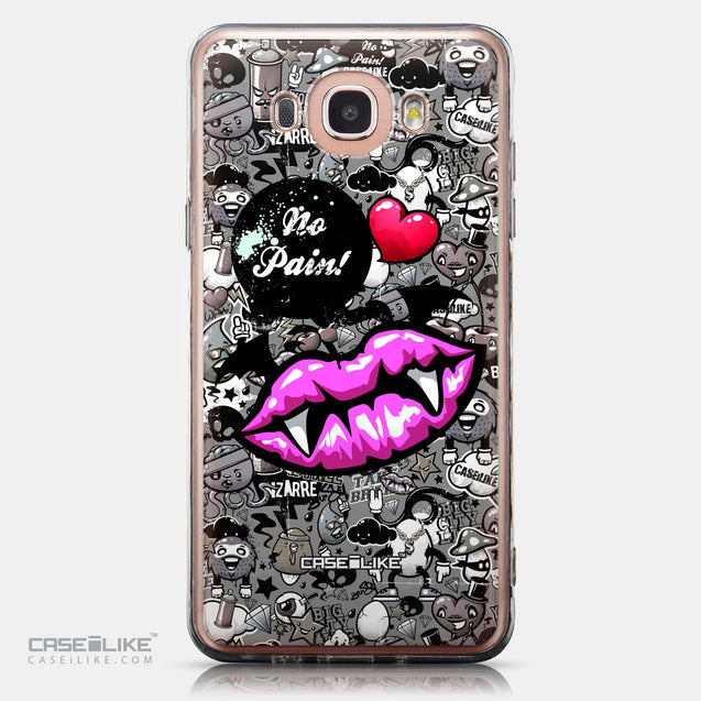 CASEiLIKE Samsung Galaxy J7 (2016) back cover Graffiti 2708