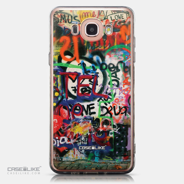 CASEiLIKE Samsung Galaxy J7 (2016) back cover Graffiti 2721