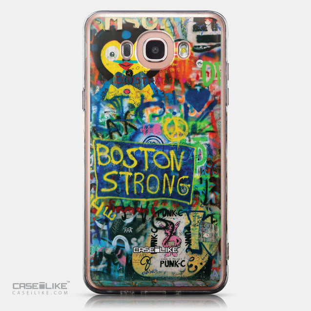 CASEiLIKE Samsung Galaxy J7 (2016) back cover Graffiti 2723