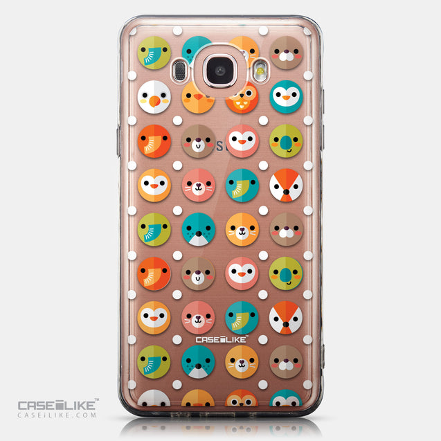 CASEiLIKE Samsung Galaxy J7 (2016) back cover Animal Cartoon 3638