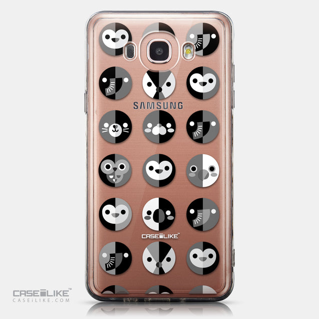 CASEiLIKE Samsung Galaxy J7 (2016) back cover Animal Cartoon 3639