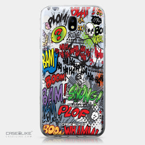 Samsung Galaxy J7 (2017) case Comic Captions 2914 | CASEiLIKE.com