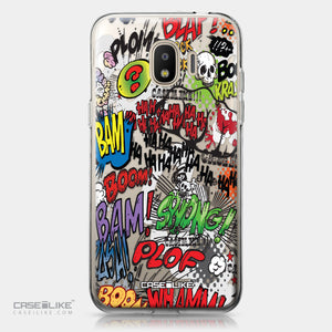 Samsung Galaxy J2 Pro (2018) case Comic Captions 2914 | CASEiLIKE.com