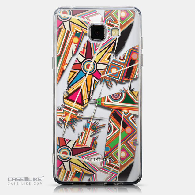 CASEiLIKE Samsung Galaxy A5 (2016) back cover Indian Tribal Theme Pattern 2054