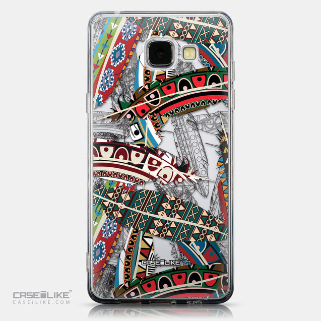 CASEiLIKE Samsung Galaxy A5 (2016) back cover Indian Tribal Theme Pattern 2055